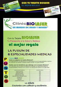 biolaser-tarjeta